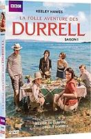 Coffret la folle aventure des Durrell, saison 1 en Dvd