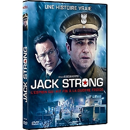Jack Strong, Dvd