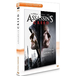 Assassin's creed, Dvd