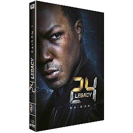 Coffret 24 legacy, saison 1, 12 épisodes, Dvd