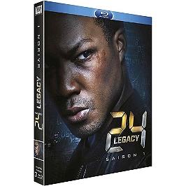 Coffret 24 legacy, saison 1, 12 épisodes, Blu-ray
