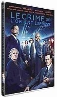 Le crime de l'Orient Express en Dvd