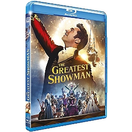 The greatest showman, Blu-ray