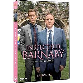 Coffret inspecteur Barnaby, saison 20, 6 épisodes, Dvd