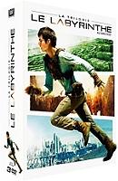 Coffret trilogie le labyrinthe : le labyrinthe ; la terre brûlée ; le remède mortel en Dvd