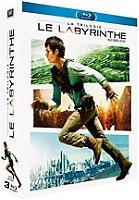 Coffret trilogie le labyrinthe : le labyrinthe ; la terre brûlée ; le remède mortel en Blu-ray