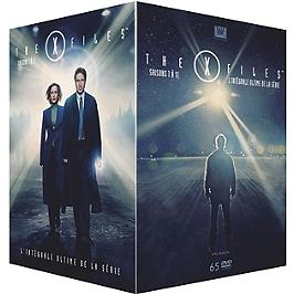 Coffret X-files, saisons 1 à 11, Dvd