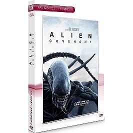 Alien : Covenant, Dvd