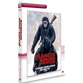 La planète des singes 3 : suprématie, Dvd