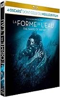 La forme de l'eau en Blu-ray