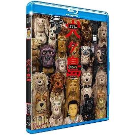L'île aux chiens, Blu-ray