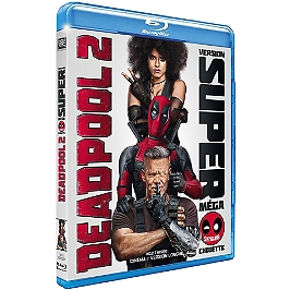 Deadpool 2, Blu-ray