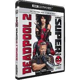 Deadpool 2, Blu-ray 4K