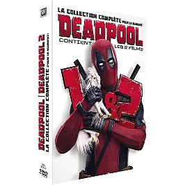Coffret Deadpool 1 et 2, Dvd