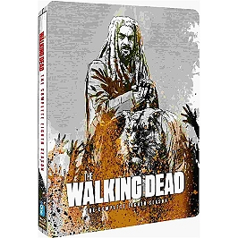 Coffret the walking dead, saison 8, Steelbook, Blu-ray