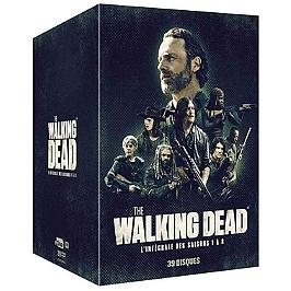 Coffret the walking dead, saisons 1 à 8, Dvd