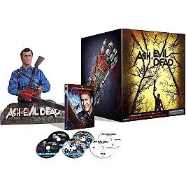 Coffret Ash vs evil dead, saisons 1 à 3, édition collector, Blu-ray
