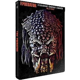 The predator, Steelbook, Blu-ray