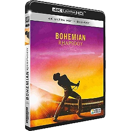 Bohemian rhapsody, Blu-ray 4K
