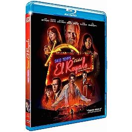 Sale temps à l'hôtel El Royale, Blu-ray