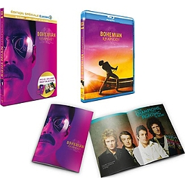 Bohemian rhapsody, édition spéciale E. Leclerc, Blu-ray