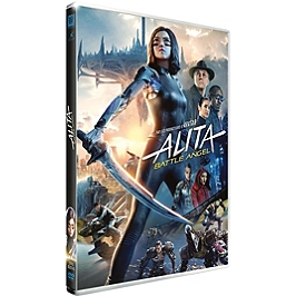 Alita : battle angel, Dvd
