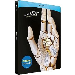 Alita : battle angel, édition spéciale E. Leclerc, Blu-ray