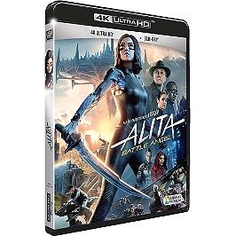 Alita : battle angel, Blu-ray 4K