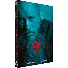 Coffret Vikings, saison 4, Dvd