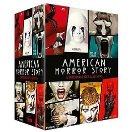 Coffret intégrale american horror story, saisons 1 à 8, Dvd
