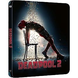 Deadpool 2, Steelbook, Blu-ray
