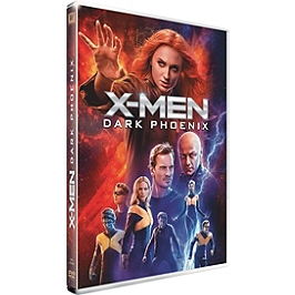 X-Men : dark phoenix, Dvd