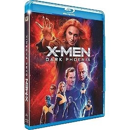 X-Men : dark phoenix, Blu-ray