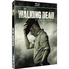 Coffret the walking dead, saison 9, Blu-ray