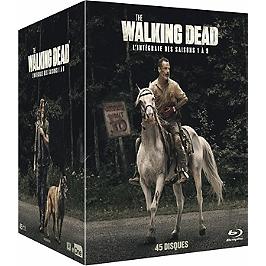 Coffret the walking dead, saisons 1 à 9, Blu-ray
