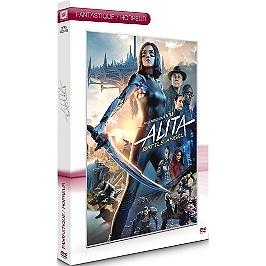 Alita : battle angel, Dvd