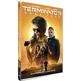 Terminator : dark fate, Dvd