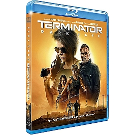 Terminator : dark fate, Blu-ray