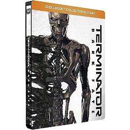 Terminator : dark fate, édition collector, Blu-ray