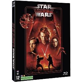 Star wars, épisode III : la revanche des Sith, Blu-ray