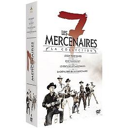 Coffret les 7 mercenaires 4 films, Dvd
