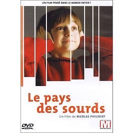 Le pays des sourds, Dvd