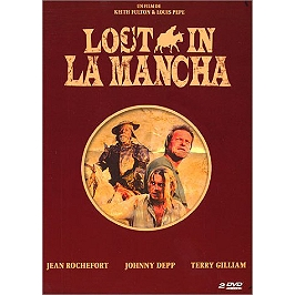 Lost in la Mancha, Dvd