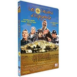 Les quatre saisons d'espigoule, Dvd