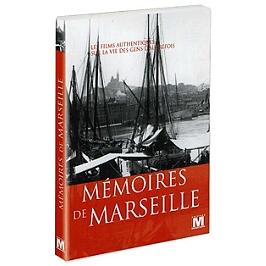 Mémoires de Marseille, Dvd