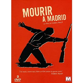 Mourir à Madrid, édition collector, Dvd