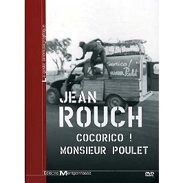 Jean rouch : cocorico ! ; monsieur Poulet, Dvd