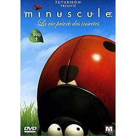 Minuscule, la vie privée des insectes, vol. 1, Dvd