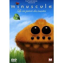Minuscule, la vie privée des insectes, vol. 2, Dvd