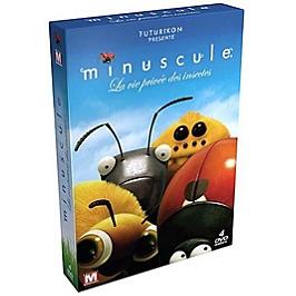 Coffret Minuscule - La vie privée des insectes, Dvd
